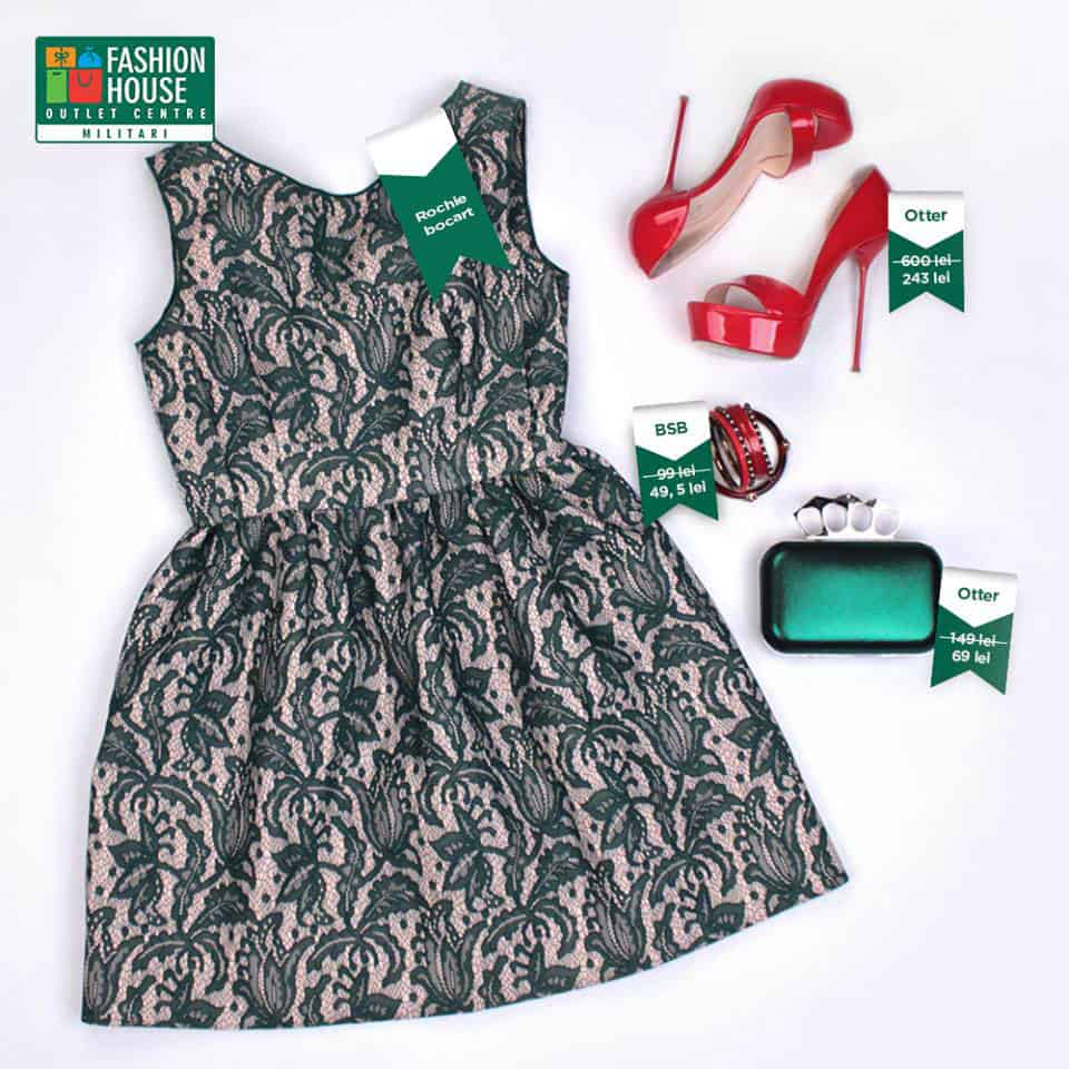 Fashion House Outlet, Reduceri BSB, Otter